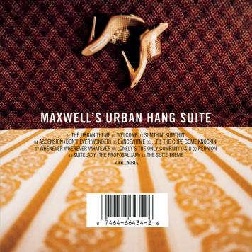 Maxwell- Urban Hang Suite
