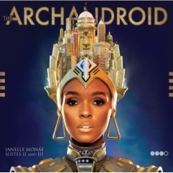 Janelle Monae- The Archandroid (Deluxe)